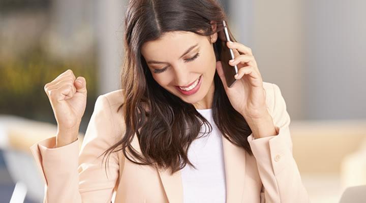 eCommerce Woman Image